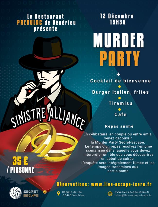 Soirée Murder Party